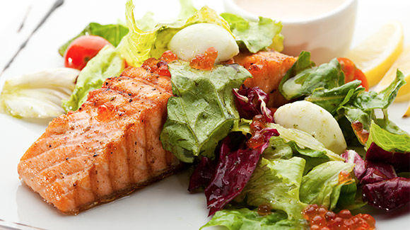 4-Foods-That-Boost-Your-Belly-Fat-Burn---salmon