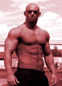 Greek Body Codex Getting Shredded with the Vin Diesel ...
