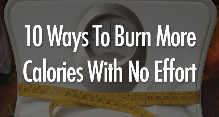 Greek Body Codex 10 Ways To Burn More Calories With No