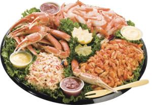 seafood keto 300x207 Ketogenic Diet Grocery List