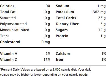small-banana-calories